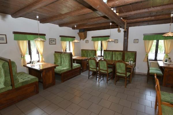 Penziony Jizerské hory - Penzion v Kryštofově údolí - restaurace