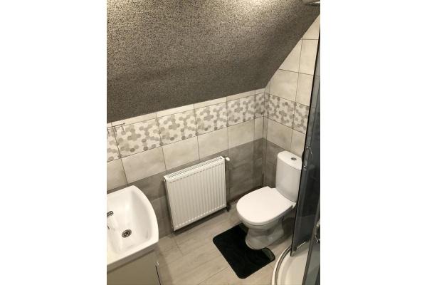 Penziony Jizerské hory - Penzion v Kryštofově údolí - koupelna